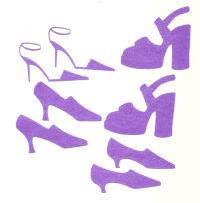 Light Arted Designs - Shoe Assortment