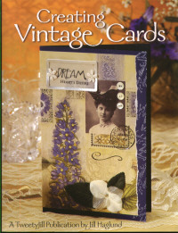 Creating Vintage Cards Book