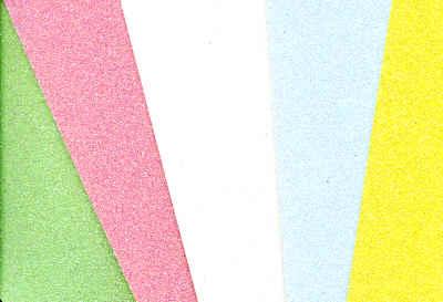 Glittery Glitter Card