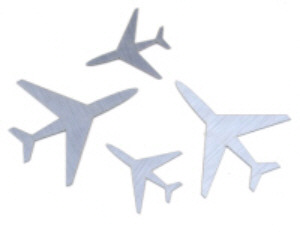 Light Arted Designs - Aeroplanes