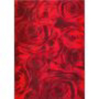 Patterned Vellum - Roses