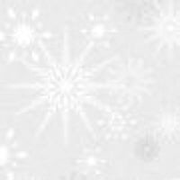 Patterned Vellum - Snowflakes