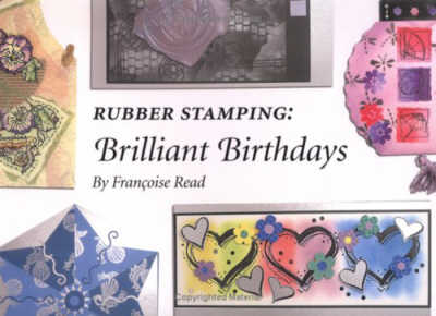 Rubber Stamping : Brilliant Birthdays