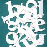 Alphabets & Words