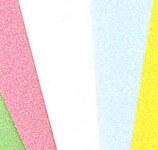 Glitter Card & Paper
