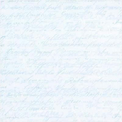 Provo craft Scriptina Paper - Blue