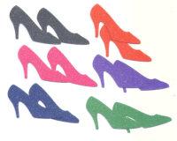 Light Arted Designs Laser Cut Shoes & Handbags - Glitter Bright
