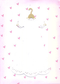 Light Arted Designs - Christening Robe
