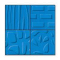 Fiskars Texture Plate - Nature