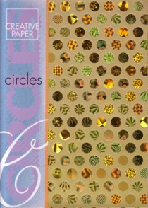 Two Tone Paper - Circles