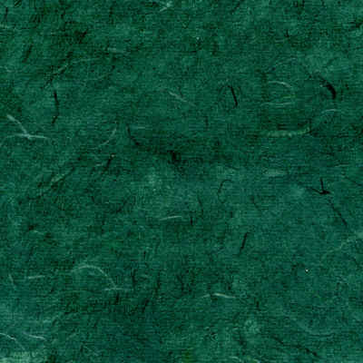 Mulberry Paper - Forest Green
