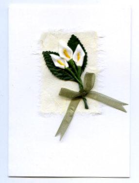 card cala lilies