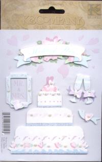 K & Co.  Grand Adhesions - Wedding Day