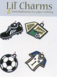American Traditional Designs Lil' Charms - Soccer