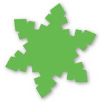 Sizzix Small Die - Snowflake