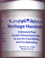 Heritage Handcrafts 3 Dimensional Paint