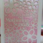 Card Mothering Sunday