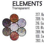 Art Glitter Pee Wee - Elements