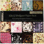 "Dovecraft Paper Pack 12"" Fantasy"