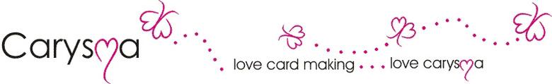 Carysma, site logo.