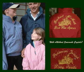 Adults Bronte Jackets XS - XL