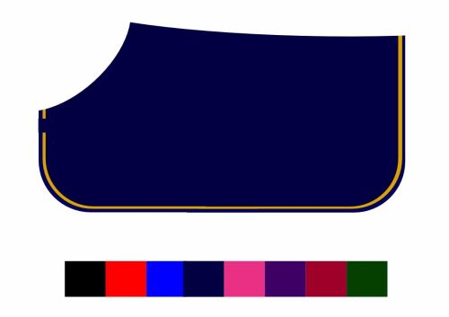 <!-- 007 -->Custom Made Soft Velour Rugs with Fleece Lining The ultimate in
