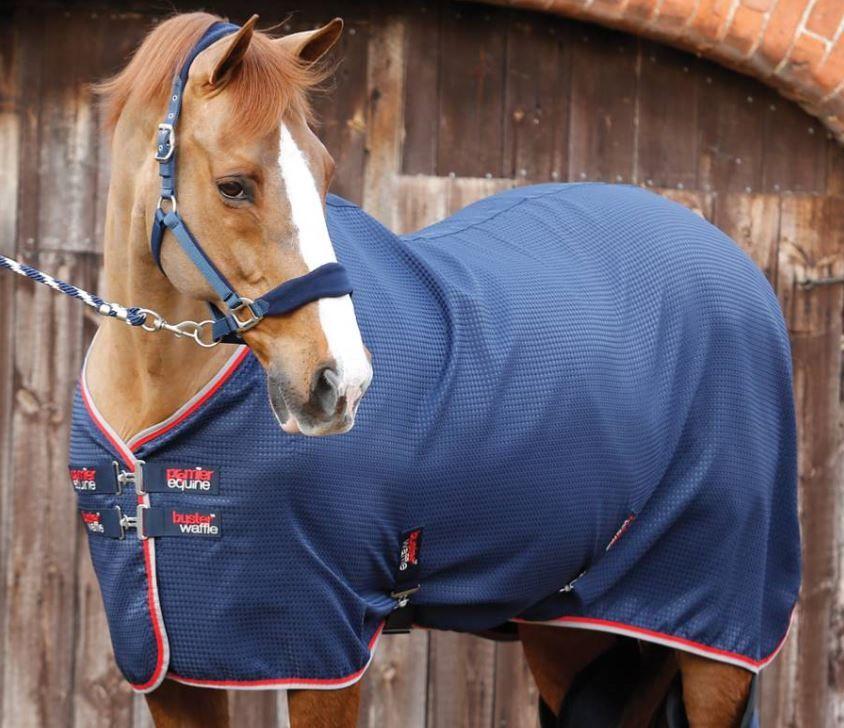 Premier Equine Buster Waffle Cooler Rug