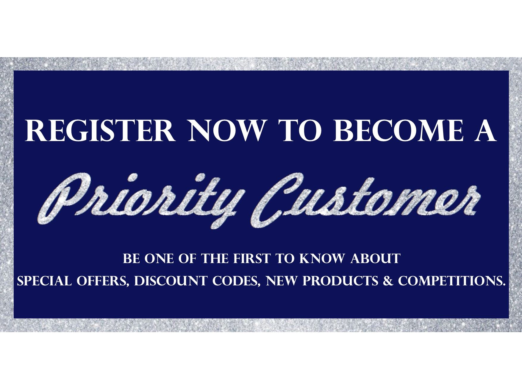 Priority Customer Logo