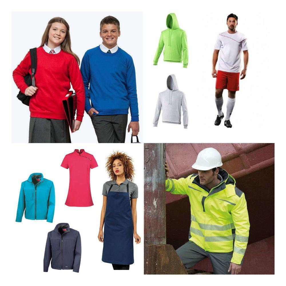 <!-- 002a -->Work Wear