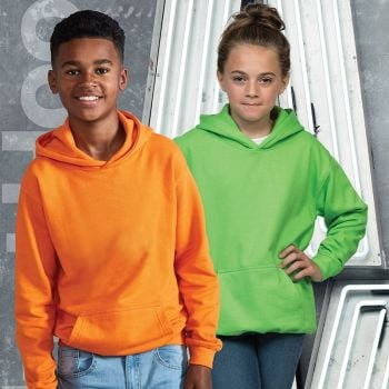Children's Hoodies, Printed, Plain or Embroidered