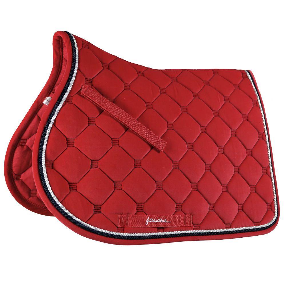 <!-- 001 -->Whitaker Velvet Saddle Cloth