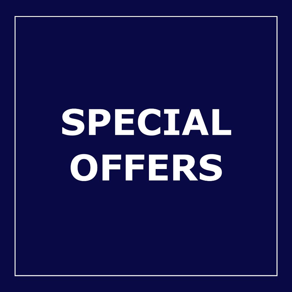 <!-- 008 -->SPECIAL OFFERS