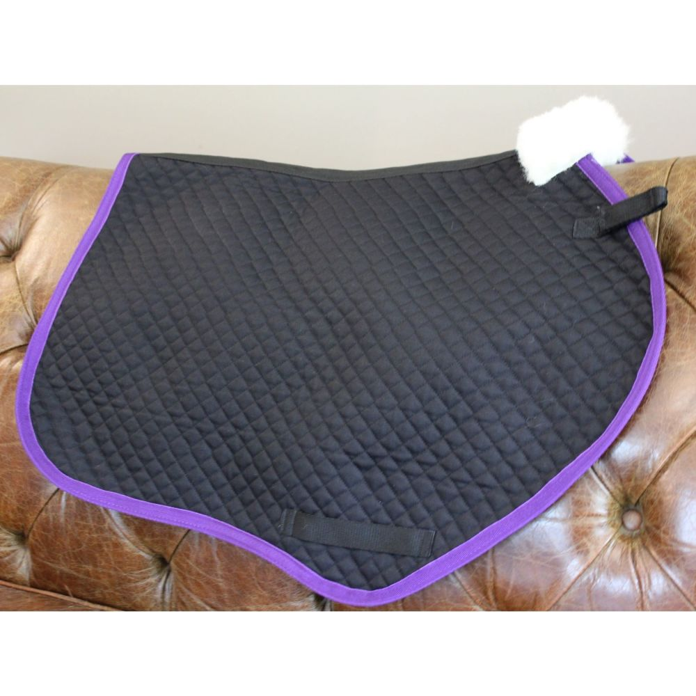 <!-- 001 -->Custom Made Close Contact Saddle Cloth
