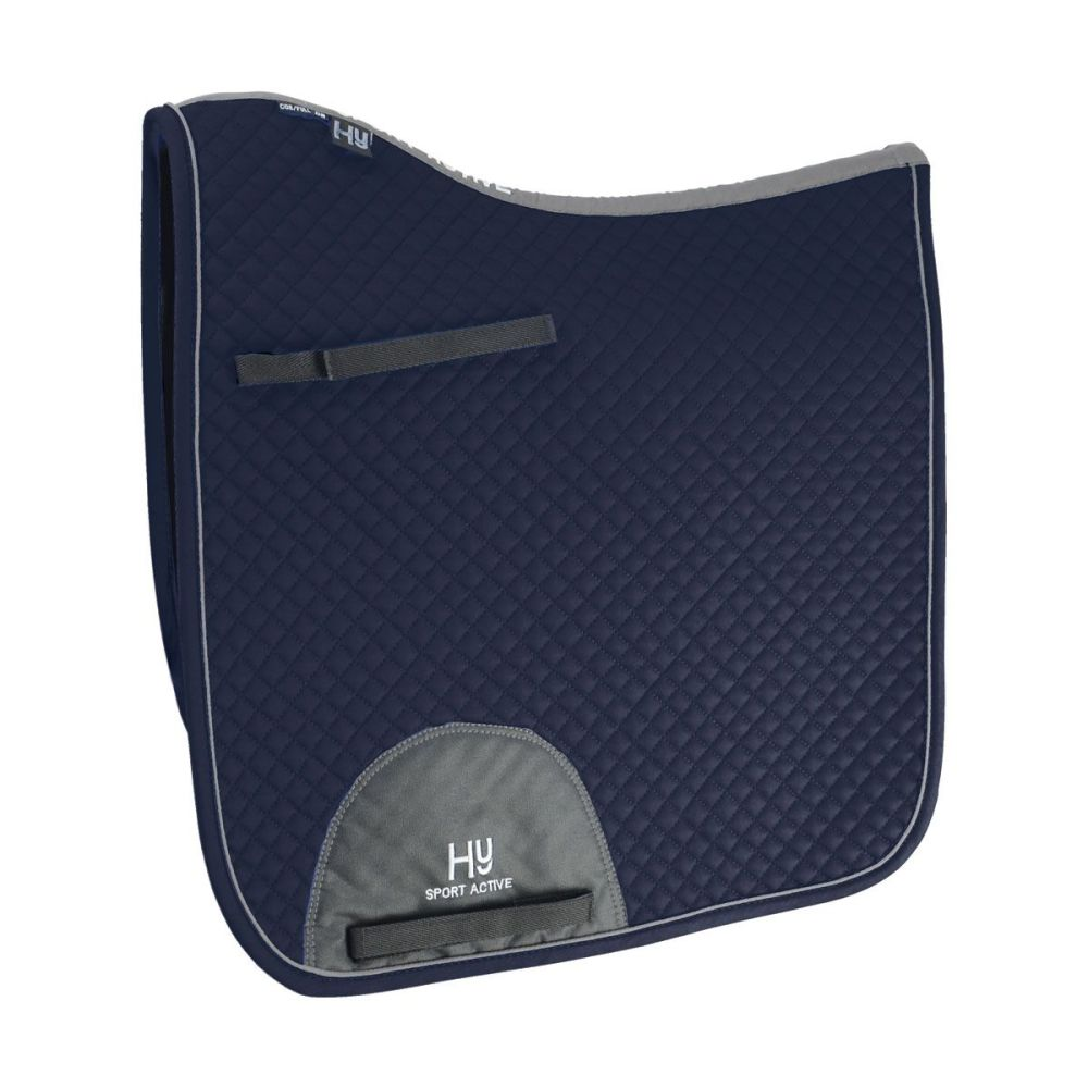 <!-- 00001 --> Hy Sport Active Dressage Saddle Pad