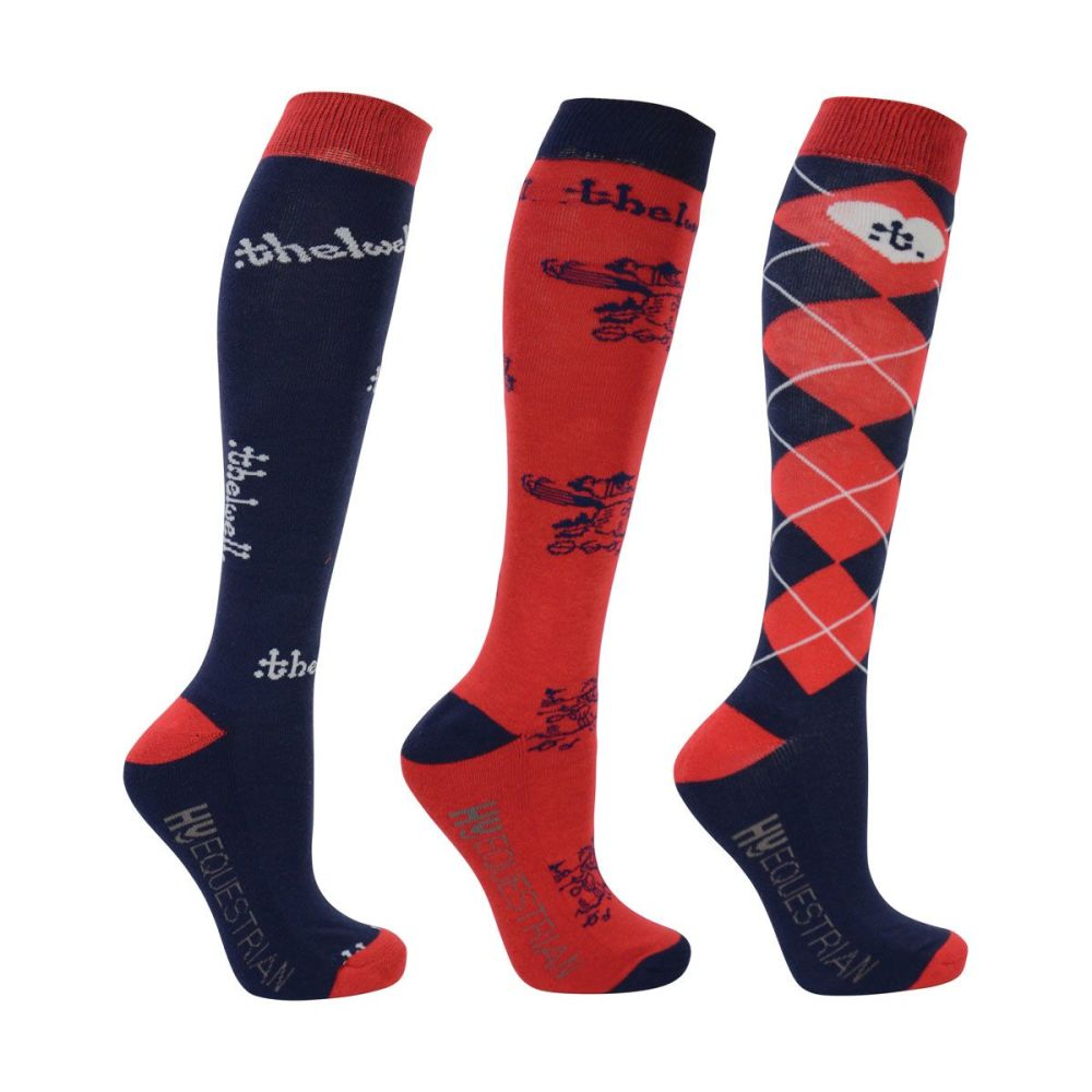 Hy Equestrian Thelwell Collection (Pack of 3)