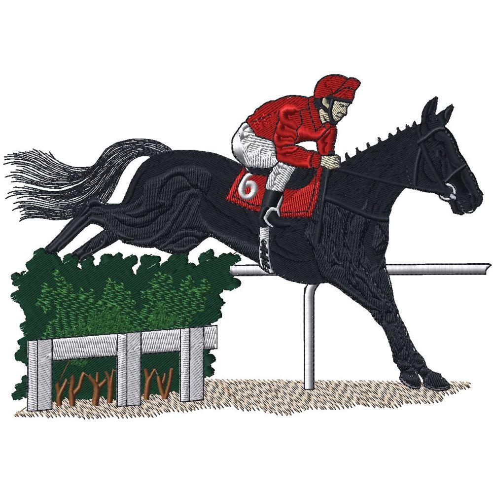 HORSE RACING & DRIVING LOGOS