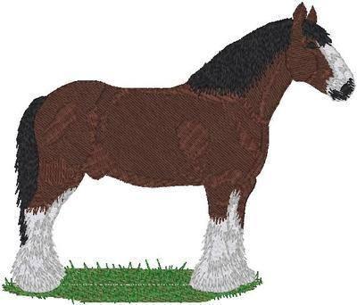 HMF 27 Shire Horse