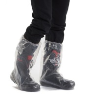 Disposable Overboots Transparent (250 pack)#order item