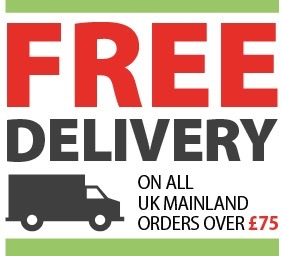 Free delivery £75