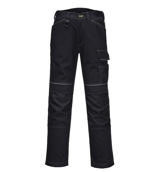 Portwest® T601 Urban Work Trousers - Black (135-5690)