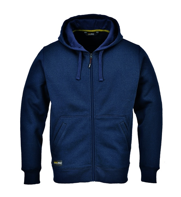 Portwest® KS31 Nickel Hooded Sweatshirt