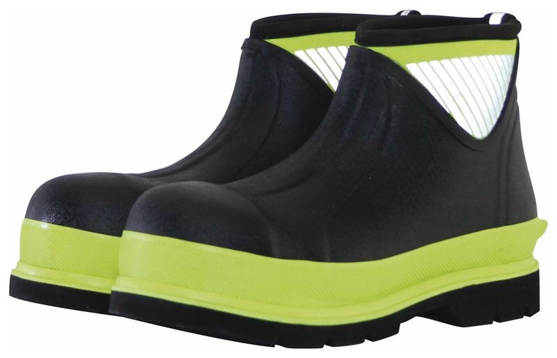 BRIGHTBOOTS YELLOW   HI-VIS SAFETY BOOT - LOW