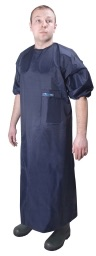 DRYTEX DEVON GOWN SHORT SLEEVED-CL29