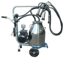 HANDY PORTABLE MILKER - DRY RUN PUMP-PMC4