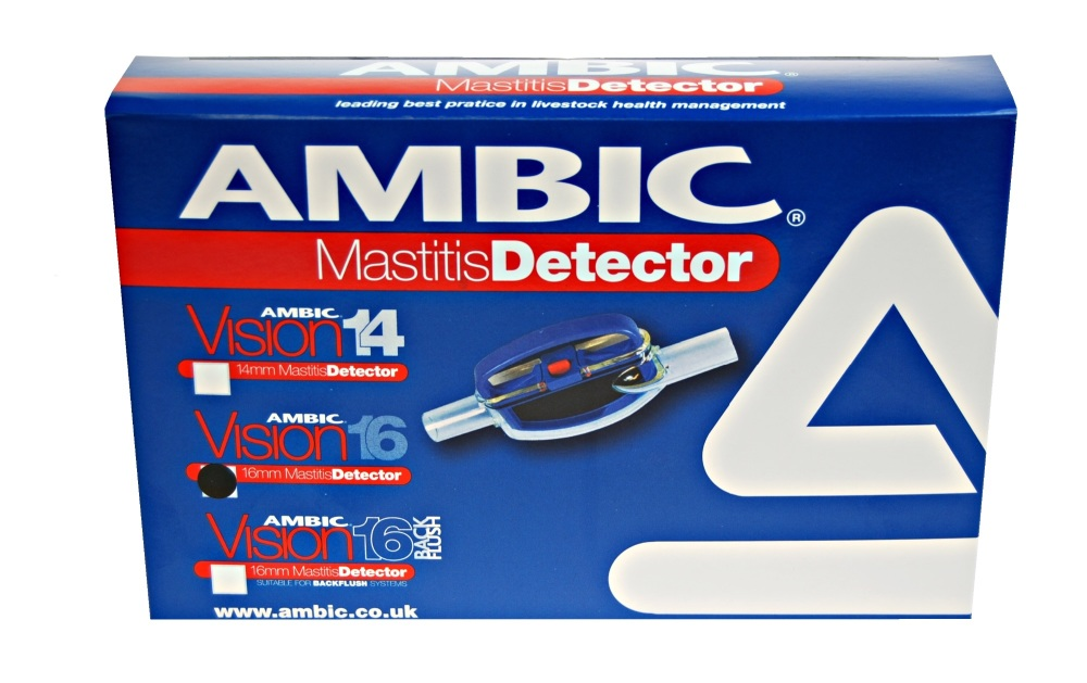 AMBIC MASTITISDETECTORS VISION 14MM COMPLETE - SINGLE