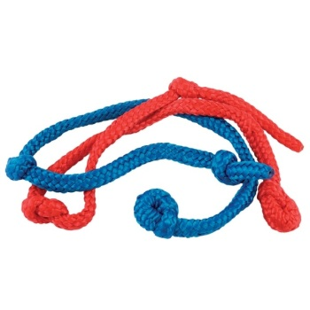 VINK CALVING ROPES 1PR red/blue