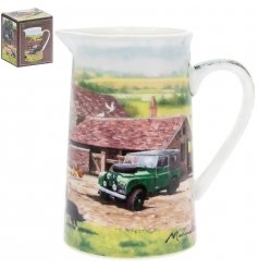 Fine China Farmyard Jug