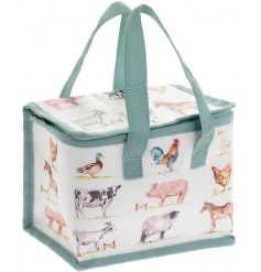 COUNTRY LIFE FARM INSULATED LUNCH BAG 22 CM