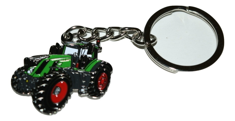 Fendt 939 Tractor Shaped Keyring