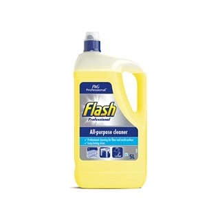 Flash Professional All Purpose Cleaner Lemon 5 Litre